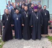 Собрание духовенства Большеберезниковского благочиния