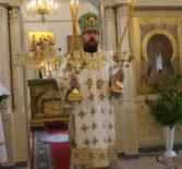 День Святой Троицы (Пятидесятница) в Никольском кафедральном соборе г.Ардатова