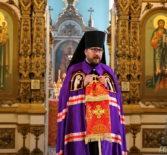 Архипастырь совершил Божественную литургию на Архиерейском подворье с.Маколово Чамзинского района
