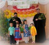 Троицкий утренник в детском саду «Малыш» Большого Игнатова