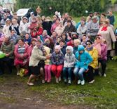 В одном из старейших сел Большеигнатовского района – Атяшево, прошел веселый праздник День села