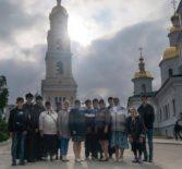 Паломники большеигнатовского благочиния совершили паломническую поездку в Серафимо-Дивеевский женский монастырь