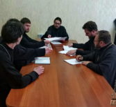 Правящий Архиерей Ардатовской епархии провел рабочее совещание по текущим вопросам епархиальной жизни