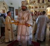 Троицкая родительская Суббота в Никольском кафедральном соборе г.Ардатова