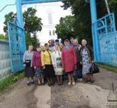 Прихожане Казанской церкви первого Атяшевского церковного округа посетили Параскево-Вознесенский женский монастырь