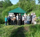 Крестный ход к чтимому Казанскому роднику «Чирка» близ с.Полое Ардатовского района