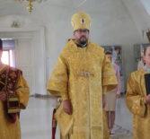 Преосвященнейший Вениамин, епископ Ардатовский и Атяшевский совершил Божественную литургию в Никольском кафедральном соборе г. Ардатова