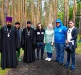 В Большеберезниковском районе Ардатовской епархии проходит Республиканский детский лагерь «Инерка-2017»