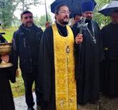 Архипастырь совершил Божественную литургию в Никольском храме с.Апраксино Чамзинского благочиния