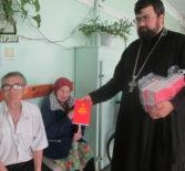 Социальный отдел Ардатовской епахии совершает шефство над Козловским Домом-интернатом для престарелых и инвалидов Атяшевскоого района