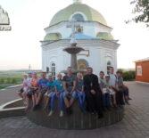 Учащиеся Кечушевской Воскресной школы посетили Казанскую мужскую Ключевскую пустынь