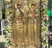 В Муроме начались торжества, посвященные памяти святых Петра и Февронии, Муромских чудотворцев