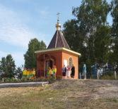 В селе Кочкурово Дубенского района открылась прикладбищенская часовня во Имя Всемилостивого Спаса