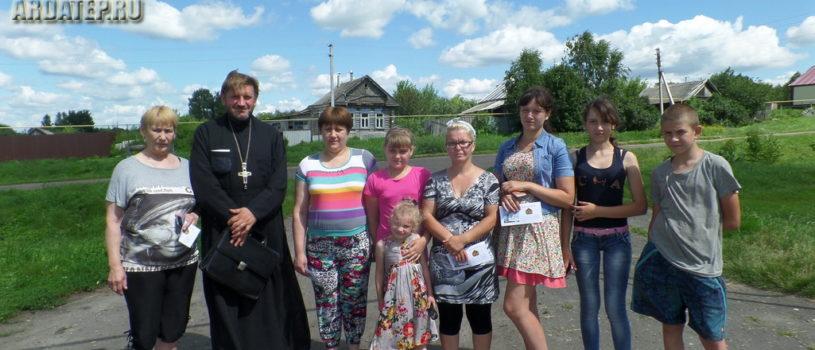 Социальный отдел Ардатовской епархии активно сотрудничает с Союзом Православных предпринимателей