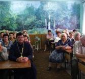 В центральной библиотеке Ардатовского муниципального района состоялось мероприятие, посвященное православным праздникам, которые в народе называются «Спасы»