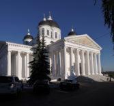 Архипастырский визит в Нижегородскую митрополию