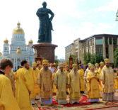 В Саранске прошли масштабные празднества, посвященные 200-летию преставления святого праведного воина Феодора Ушакова