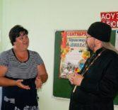 В Большеигнатовском благочинии священники стараются быть регулярно в диалоге с детьми и их родителями