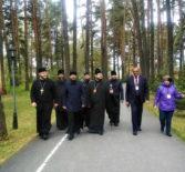 Преосвященнейший Вениамин, епископ Ардатовский и Атяшевский посетил Мариинскую епархию Кузбасской митрополии