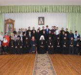 Престольное торжество Свято-Предтеченского храма при Саранской Духовной Семинарии