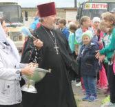 Спортивная жизнь православной молодёжи в Атяшево
