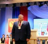 В Саранске прошла торжественная церемония вступления в должность избранного Главы Республики Мордовия Владимира Дмитриевича Волкова