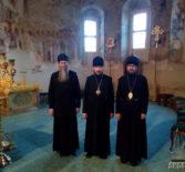 Преосвященнейший Вениамин, епископ Ардатовский и Атяшевский посетил Лысковскую епархию Нижегородской митрополии