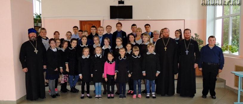 В Кулясовской школе МБОУ «ПСШ-№2» Атяшевского района прошел миссионерский семинар для учащихся старших классов