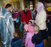 Осенний утренник, посвящённый Рождеству Пресвятой Богородицы прошел в детском саду «Малыш» с.Большого Игнатова