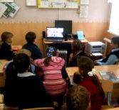 Открытый урок по ОПК прошел в 4 классе  Ардатовской общеобразовательной школе-интернате для детей с нарушением зрения