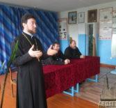 В Лобаскинской школе Атяшевского района прошло внеклассное мероприятие по духовно-нравственному воспитанию