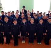 В кадетских классах Комсомольской СОШ№1 Чамзинского района возобновилисиь занятия по Основам Православной Культуры
