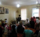В Воскресной школе при Никольском кафедральном соборе г.Ардатова состоялся торжественный молебен по случаю начала нового учебного года