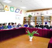 В Аловской СОШ прошла научно-практическая педагогическая конференция на тему « История православия, её роль в духовном и культурном воспитании общества»