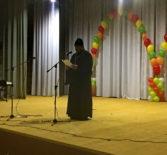 В Ардатовском ДК прошел торжественный акт, посвященный Дню учителя. Духовенство епархии сердечно поздравило всех преподавателей учебных учреждений с профессиональным праздником
