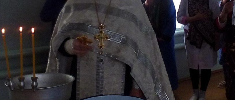 Каждый четверг в молитвенной комнате Ардатовской ЦРБ клириками Ардатовской епархии совершаются молебны о здравии пациентов больницы