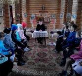 Встреча с молодёжью на архиерейском подворье Ардатовской епархии в г.Саранске