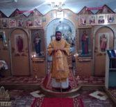 Архипастырь посетил приход в честь Ивеской иконы Божией Матери в п.Октябрьский Ардатовского благочиния