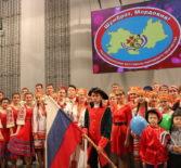 Большеигнатовские артисты на фестивале «Шумбрат,Мордовия!»