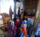 Большеигнатовский детский сад отметил день Апостола и Евангелиста Иоанна Богослова