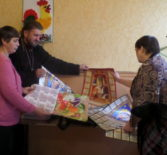 В редакции Ардатовской районной газеты «Маяк» прошло рабочее совещание волонтеров фонда Союза Православных предпринимателей