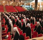 Второй день работы Освященного Архиерейского Собора Русской Православной Церкви