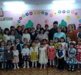 День Матери в детском саду с.Атяшево