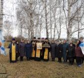 Духовенство первого церковного округа Атяшевского благочиния посетило сёла Капасево и Батушево