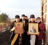 Престольный праздник в Михайловской церкви-часовне с.Сосуновка Атяшевского района