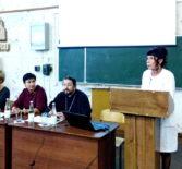 Преосвященнейший Вениамин, епископ Ардатовский и Атяшевский принял участие в межрегиональной научно-практической конференции «Роль классической морфологии в инновационной медицине»