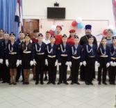 Посвящение в кадеты в МБОУ «ПСШ№ 2» с.Кулясово Атяшевского района