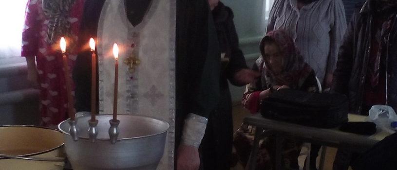Духовное окормление пациентов Ардатовской ЦРБ