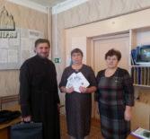 Социально-благотворительный отдел Ардатовской епархии в ноябре продолжает свою активную деятельность