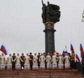 Духовенство Мордовской митрополии приняло участие в праздничном митинге, посвященном Дню народного единства